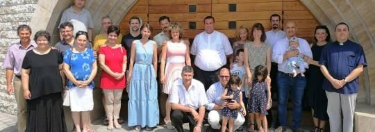 A Szent Imre Plébánián gyűlt össze a Győri Egyházmegye tavasszal újjáalakult Családbizottsága