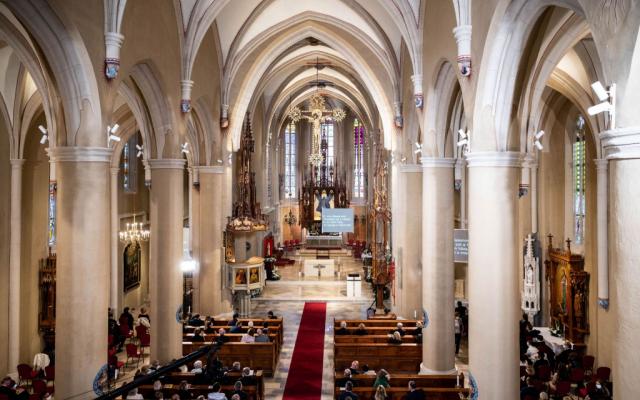 A Szent Mihály templom búcsúja