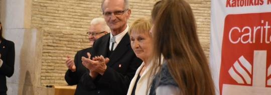 Caritas Hungarica Díj