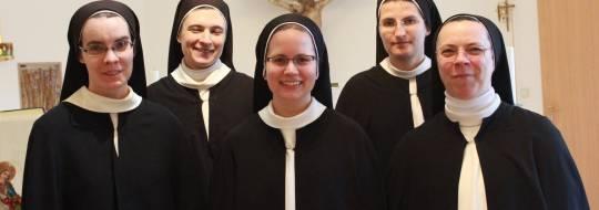 Első fogadalmat tett Hillebrand B. Ágota domonkos nővér