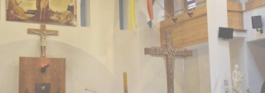 Kerülj beljebb! – Missziós év a soproni Szent Imre Plébánián