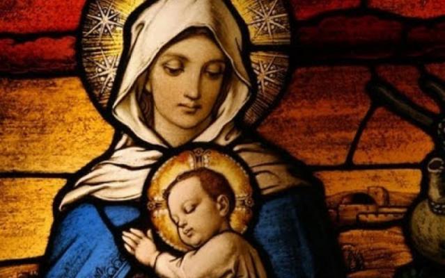 Szűz Mária Mennybevétele
